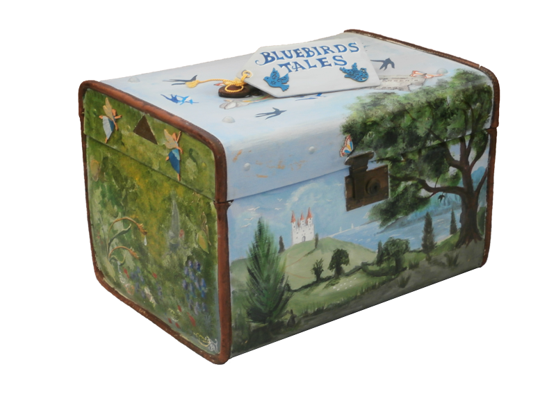 Story Box Front View